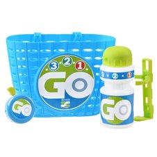 Rinkinys dviračiui JOK GO PTP00619 Blue