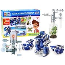 Mokslininko rinkinys JOK Science And Experiment 3in1 PTP03325