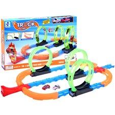 Lenktyninis automobilis Tor Track Racing 360 PTP03350