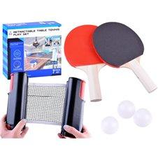 Nešiojamas stalo teniso rinkinys JOK Tennis Set PTP00637