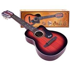 Vaikiška žaislinė gitara JK PTP00101 juoda