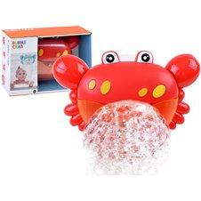 Krab do robienia piany Bańki w wannie PTP03684 Red