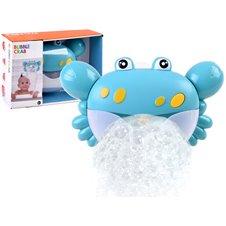 Krab do robienia piany Bańki w wannie PTP03684 Blue