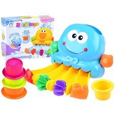 Ośmiornica zjeżdżalnia zabawka do kąpieli PTP03706