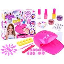 Nagų priežiūros rinkinys Fashion manicure PTP03711