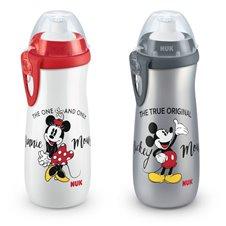 Gertuvė NUK +36mėn 255413 Mickey Mouse