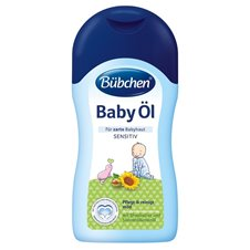 Kūdikių aliejus Bubchen 200ml 12291921