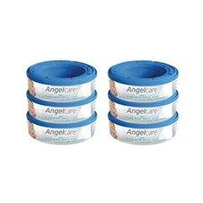 Naudotų sauskelnių  Angelcare rinktuvas 6-PAK