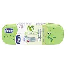 Dantų priežiūros Chicco rinkinys 12M+ žalias  047369