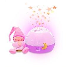 Projektorius Chicco žvaigždės rožinis  059633