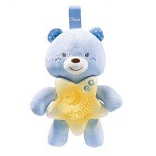Minkštas meškiukas Chicco First Dreams Mėlynas 079711