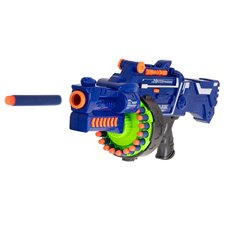 Žaislinis ginklas Nerf KX 40 šaudmenų Blaze Storm