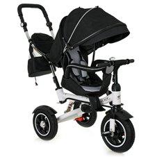 Triratis Trike Fix KX V3 juodas