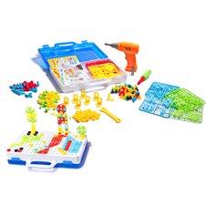 Žaidimas galvosūkis KX Puzzle Bricks