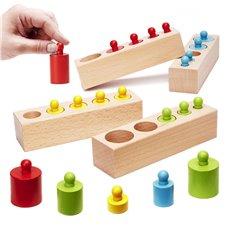 Cilindrų rūšiuoklė KX Montessori