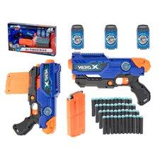 Žaislinis ginklas Nerf KX 48 šaudmenys 3 taikiniai Hero 48