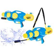 KX Pistolet na wodę wyrzutnia wodna 2400ml niebieski