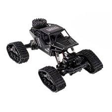 Transporto priemonė su vikšrais KX 2in1 juoda
