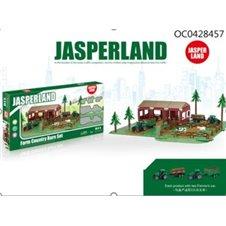 Vaikiška ferma KX JASPERLAND