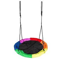 Gandro lizdo sūpynės Eko Žaislas 110cm Multicolor