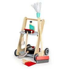 Medinis valymo rinkinys Eco Toys