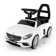 Žaislinis automobilis Eco Toys Mercedes Baltas