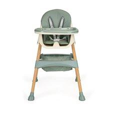 Maitinimo kėdutė Eko Žaislas 2in1 Azure