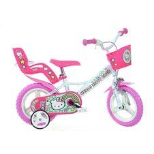 Dviratis mergaitei DB Hello Kitty 12