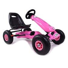 Gokartas ST 003 AIR Pink