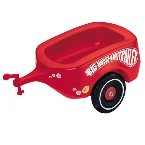 Paspiriamosios mašinėlės priekaba Big 1300 Bobby Car