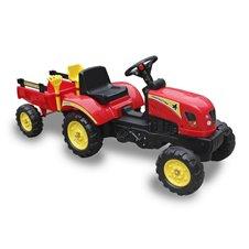 Minamas traktorius ST su priekaba TR3001 Red