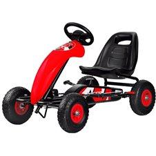 Sportinis gokartas JOK su pedalais SP0531 Red