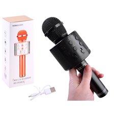 Belaidis mikrofonas JOK Karaokė su garsiakalbiu PTP00136 Black