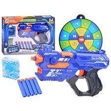 Pistolet + naboje piankowe i żelowe shotgun PTP03281