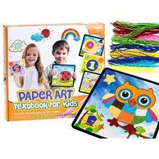 Rankdarbių rinkinys JOK su paveikslėliais Paper Art PTP02067
