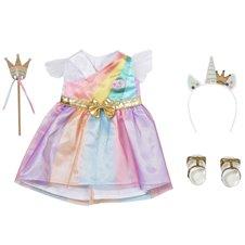 Princesės suknelė lėlėms Baby Born Deluxe 43cm