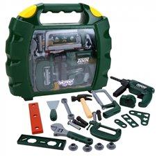 Lagaminas WOOPIE su įrankiais Tool 22vnt
