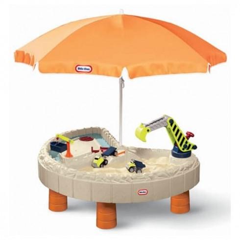 Žaidimų staliukas- smėlio dėžė Little Tikes 401N