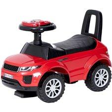 Paspiriamasis automobilis/stumdukas TM su garsais HZ613W Red