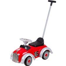 Paspiriamasis automobilis/stumdukas TM su garsais HZ610W Red