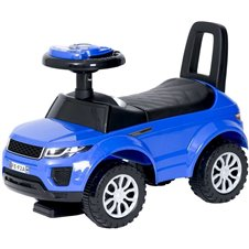 Paspiriamasis automobilis/stumdukas TM su garsais HZ613W Blue