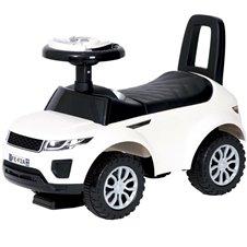 Paspiriamasis automobilis/stumdukas TM su garsais HZ613W White