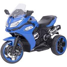 Elektromobilis motociklas TM 01200 Mėlynas