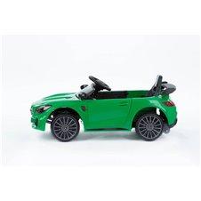 Elektromobilis TM 2020 MERCEDES Žalias
