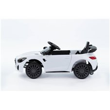 Elektromobilis TM 2020 MERCEDES Baltas
