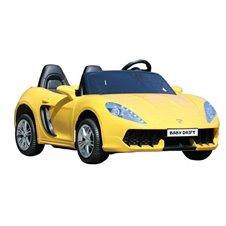 Elektrinis automobilis TM Baby Drift 12V YSA021-1 Yellow