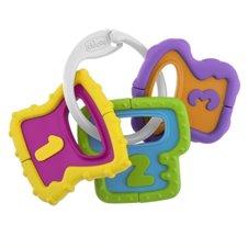 Barškutis CHICCO Keys 007585