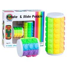 Spalvingas galvosūkis JOK Rotate & Slide Puzzle PTP02088