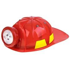 Šalmas ugniagesiui JOK su žibintuvėliu PTP02147