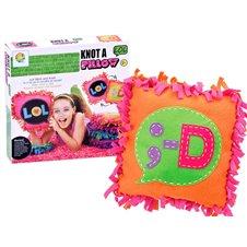 Zestaw kreatywny Kolorowa Poduszka LOL PTP02576